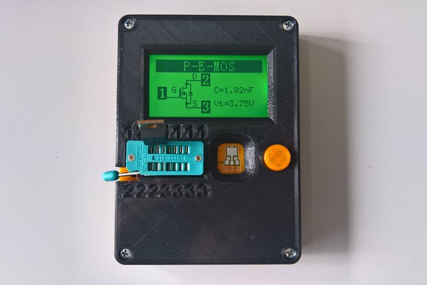 Graphical Component Tester