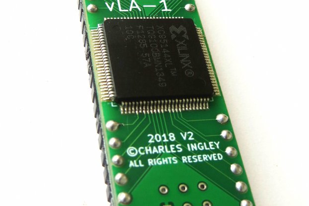vLA1 - Sinclair ZX Interface 1 ULA Replacement