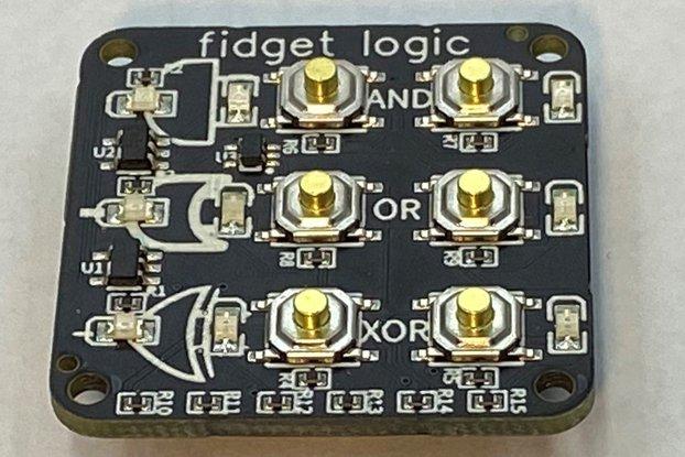 Fidget logic