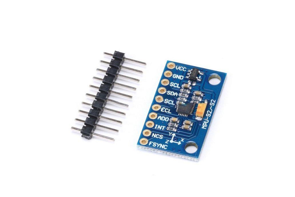 Gy-6500 Mpu6500 6dof Acceleration Gyro Sensor 1