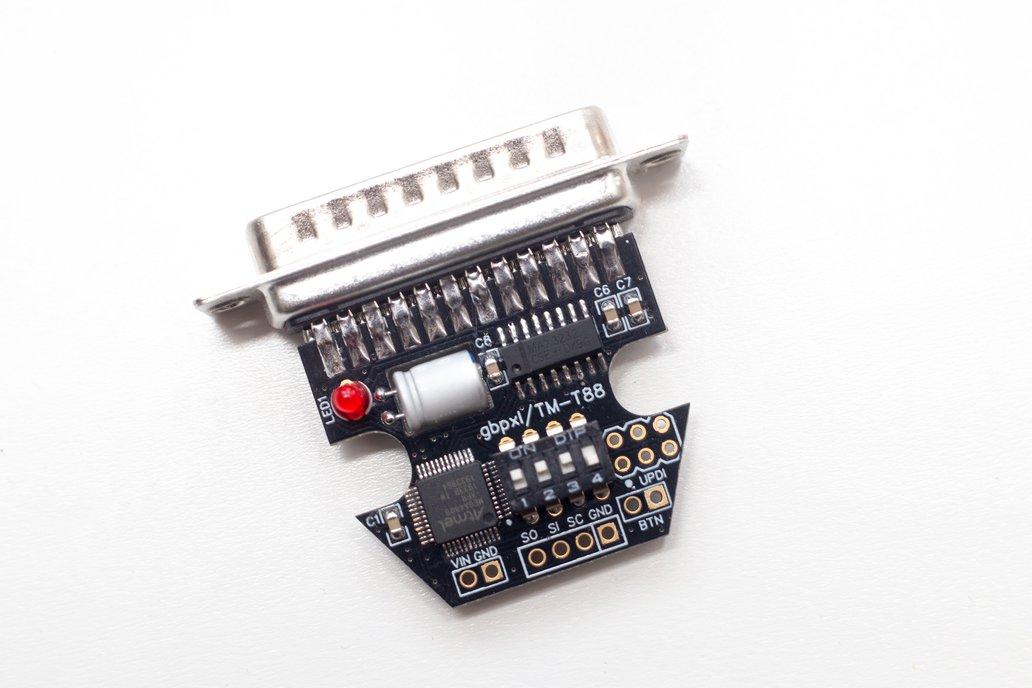 gbpxl (Game Boy Printer XL) KIT 1