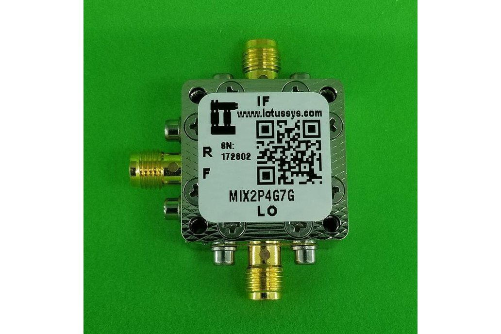 Frequency Mixer 2.4G - 7GHz RF (Passive) 1
