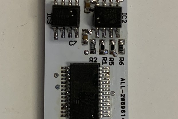 High speed Opto-isolated USB-UART converter