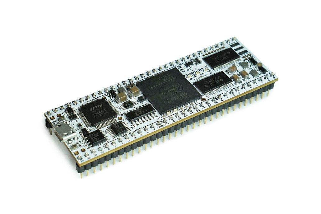 Mercury 2 DIP FPGA board 1