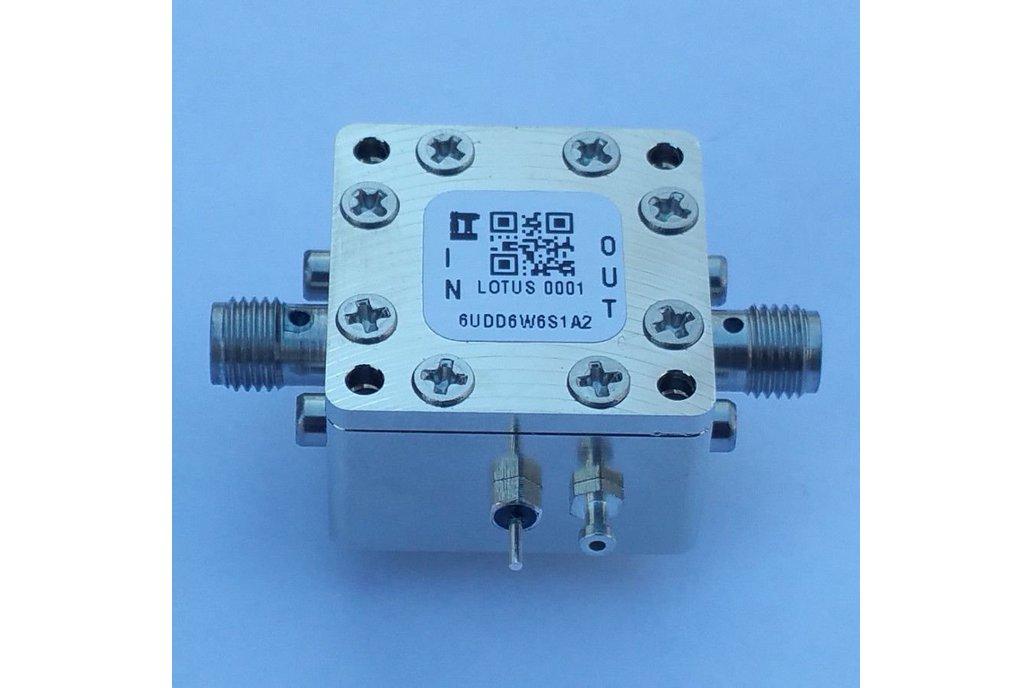 "Encl. Kit for 62mil/1.6mm PCB 9/16"" Square (Act.) 1"