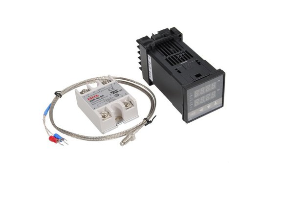 Digital PID Temperature Controller Kit