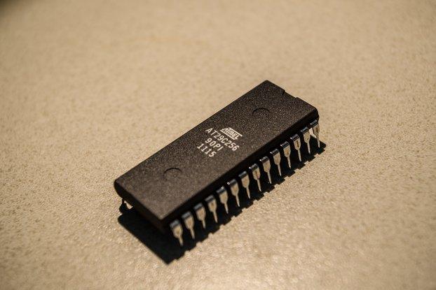 Wersi MK1/EX20 synthesizer EEPROMs