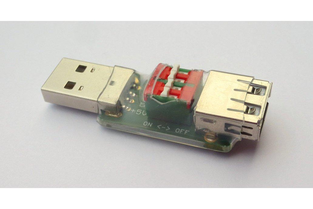 USB-Helper / USB-Switch [Kit] 8