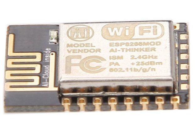 ESP8266 Serial Port WIFI Transceiver for Arduino