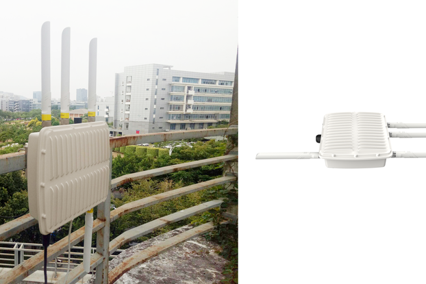 Outdoor 8 Channel Industrial LoRaWAN IoT Gateway