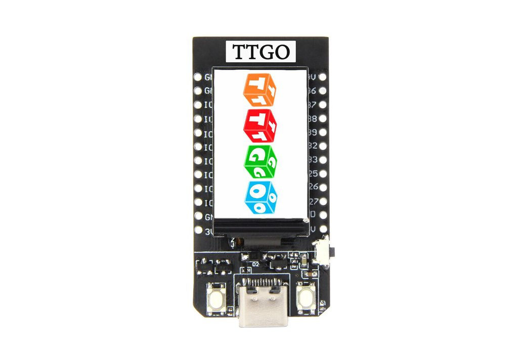 LILYGO® TTGO T-Display 1