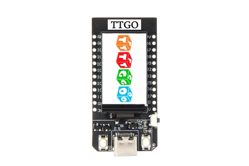 LILYGO® TTGO T-Display ESP32 WiFi&Bluetooth Module 1