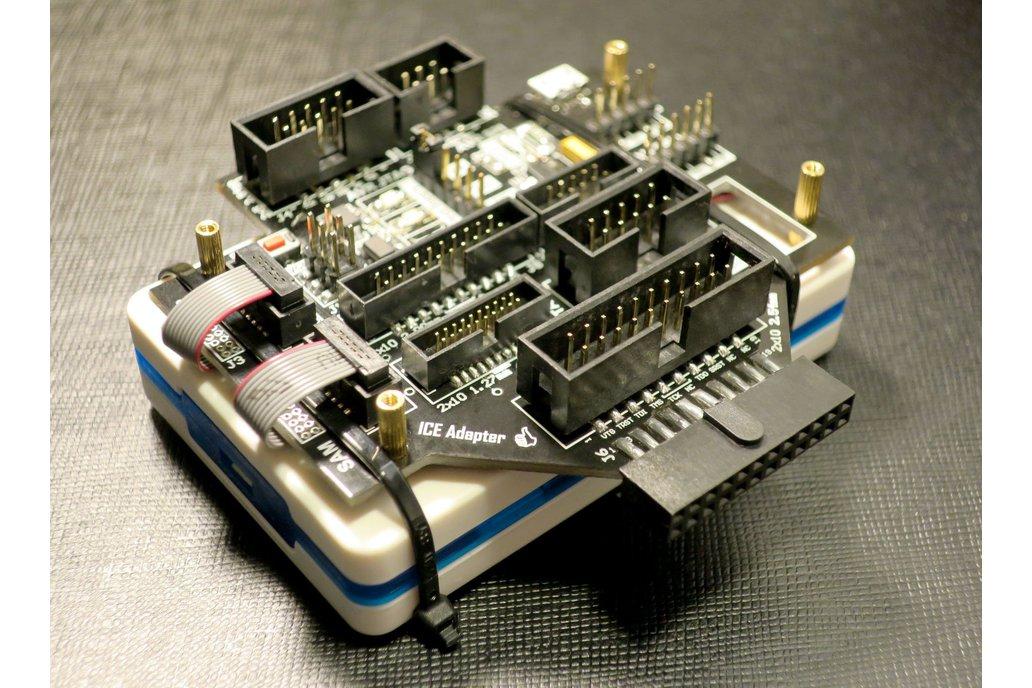 Adapter PRO for AVR / SAM ( ATMEL-ICE debuger)