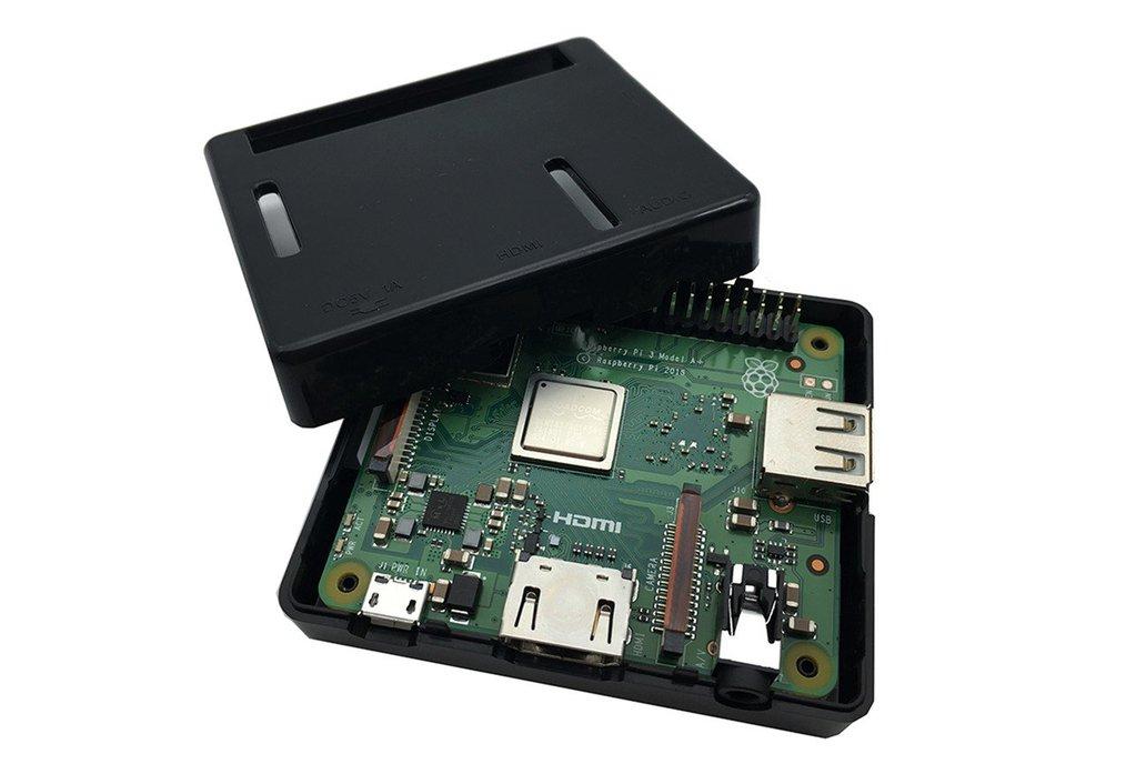 For Raspberry Pi 3 A+ Case 1