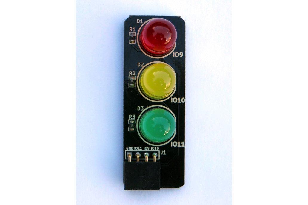 Pi Traffic Light 2