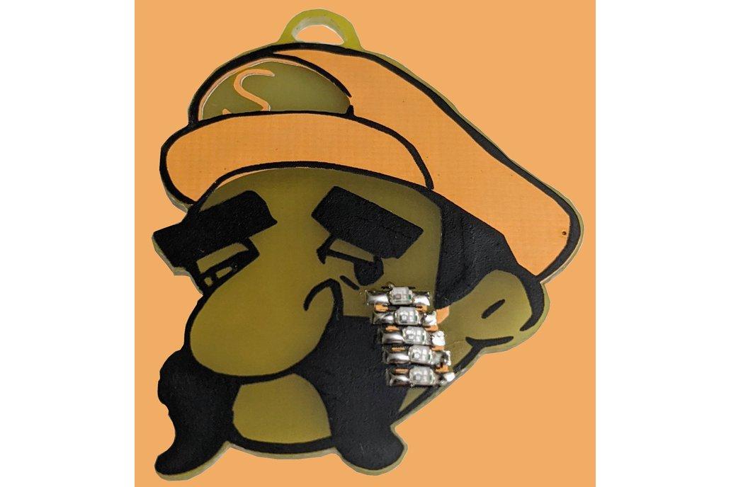Sponge 2020 Badge 1