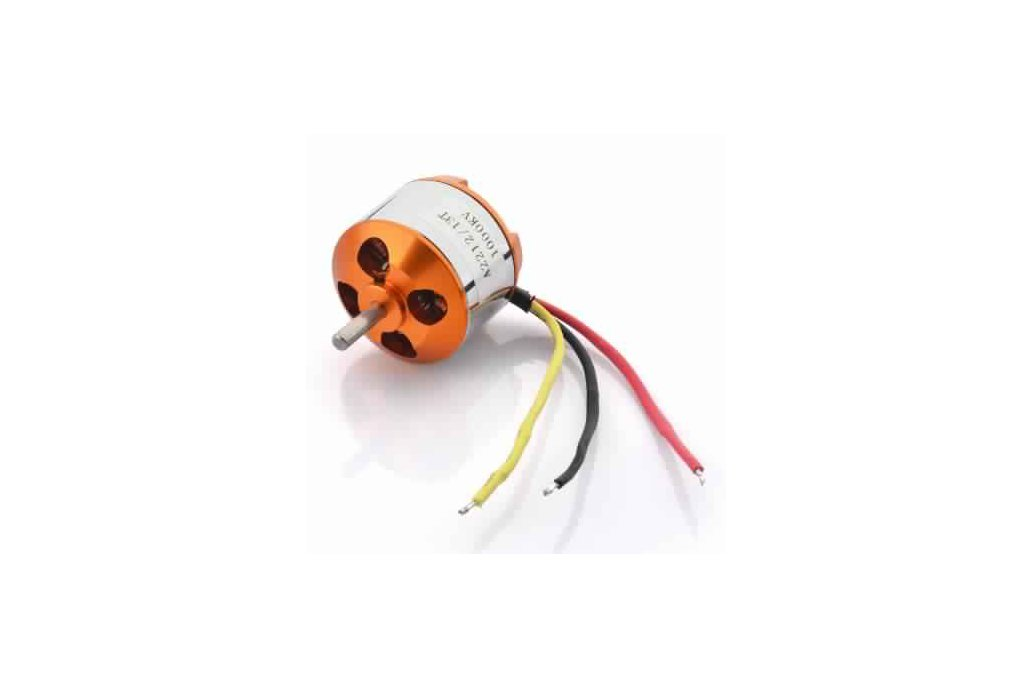 1000KV Brushless Motor for RC Multicopter  2