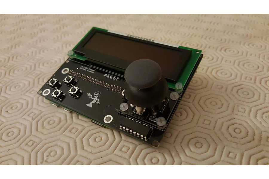 Rpi0W Game Station (PCB ONLY)