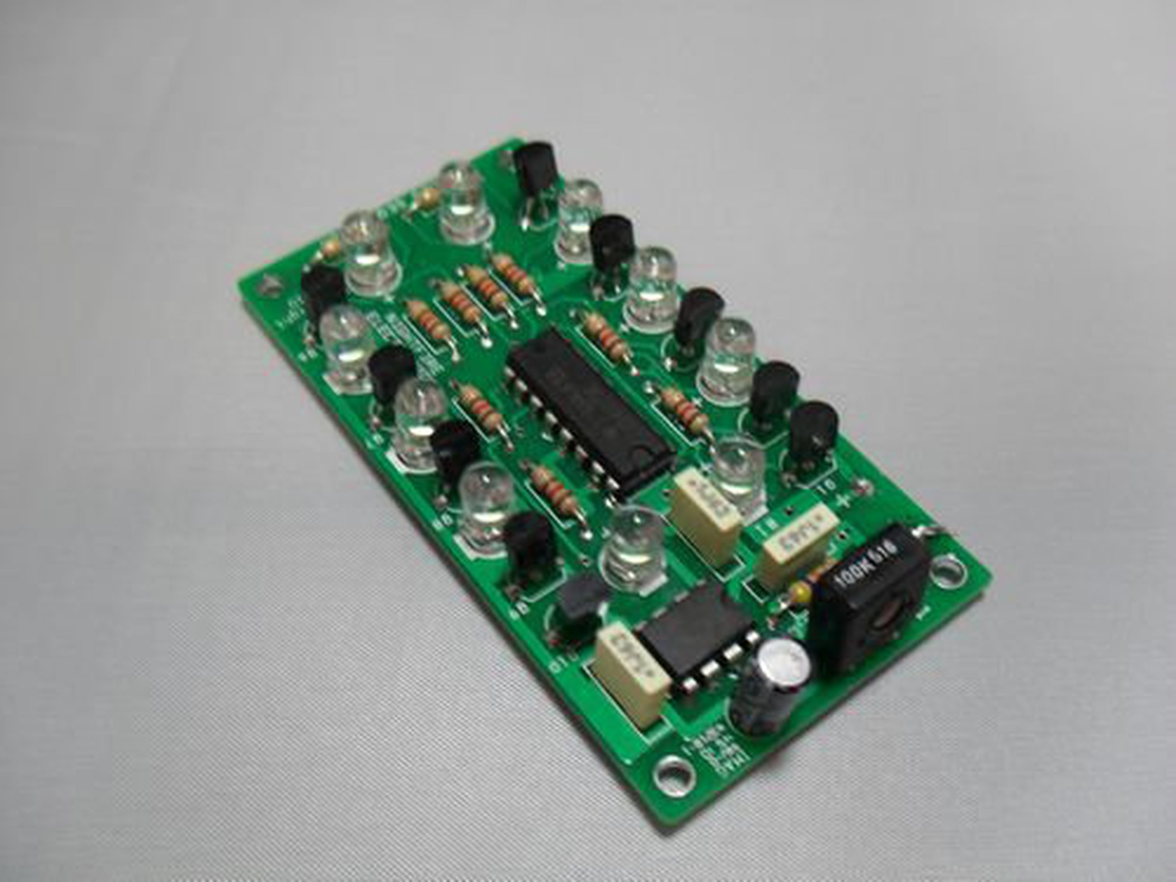 Led Sequencer Chaser Kit 1478 From Nightfire Electronics Llc On Details About Pcb Printed Circuit Board Breadboard Intermediate 3