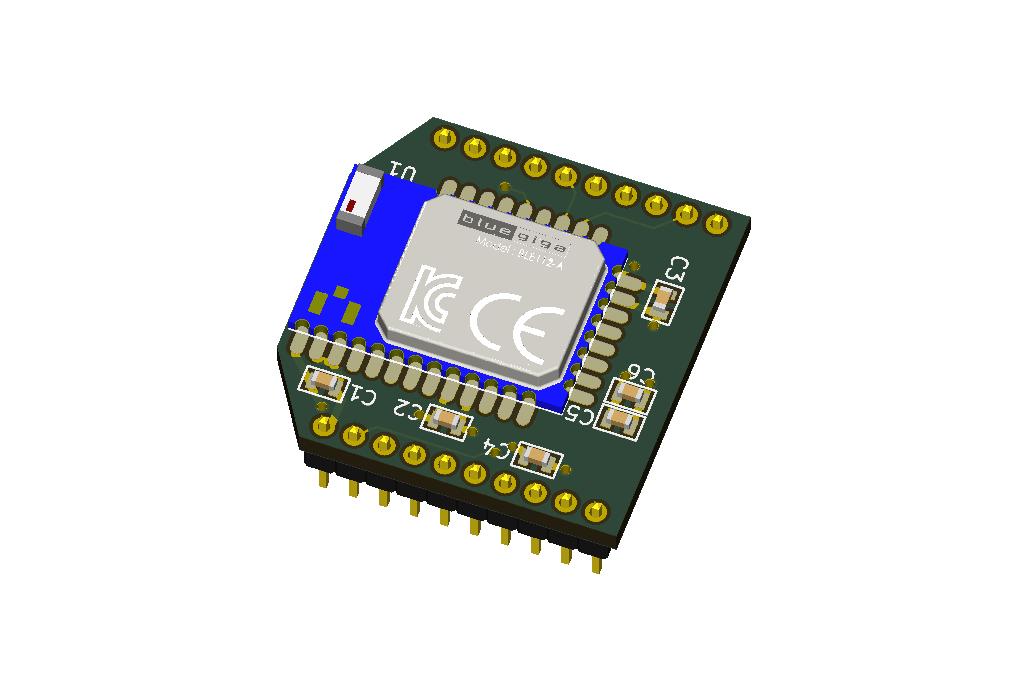 BLE112 XBee Module 1