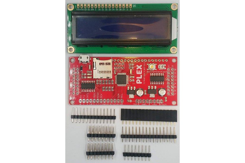 PLEX Controller 1