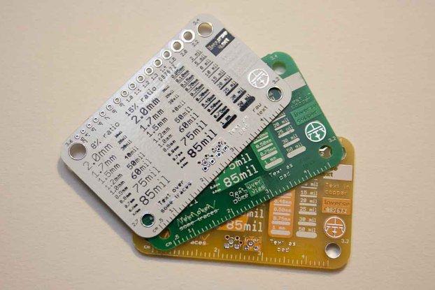 Silkscreen reference card - grab bag