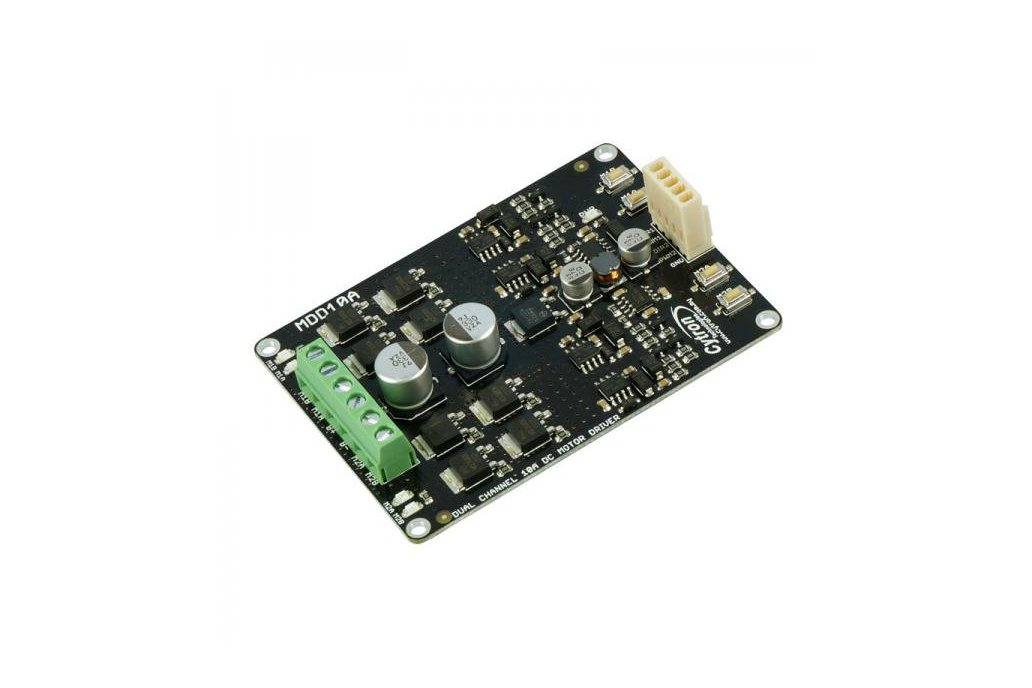Dual Channel 10A DC Motor Driver 3