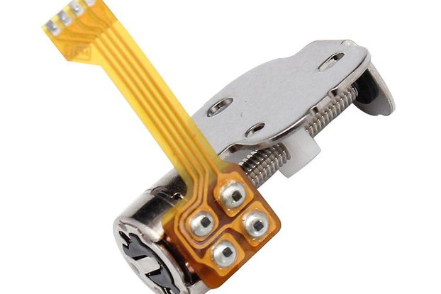 Micro Lead Screw Stepping Stepper Motor(11714)