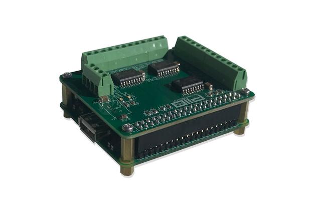 Raspberry Pi PiIO DO H digital output board