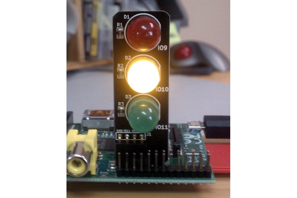 Pi Traffic Light 3