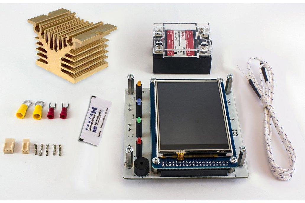 X-toaster | Toaster Oven Reflow Controller - KIT 5