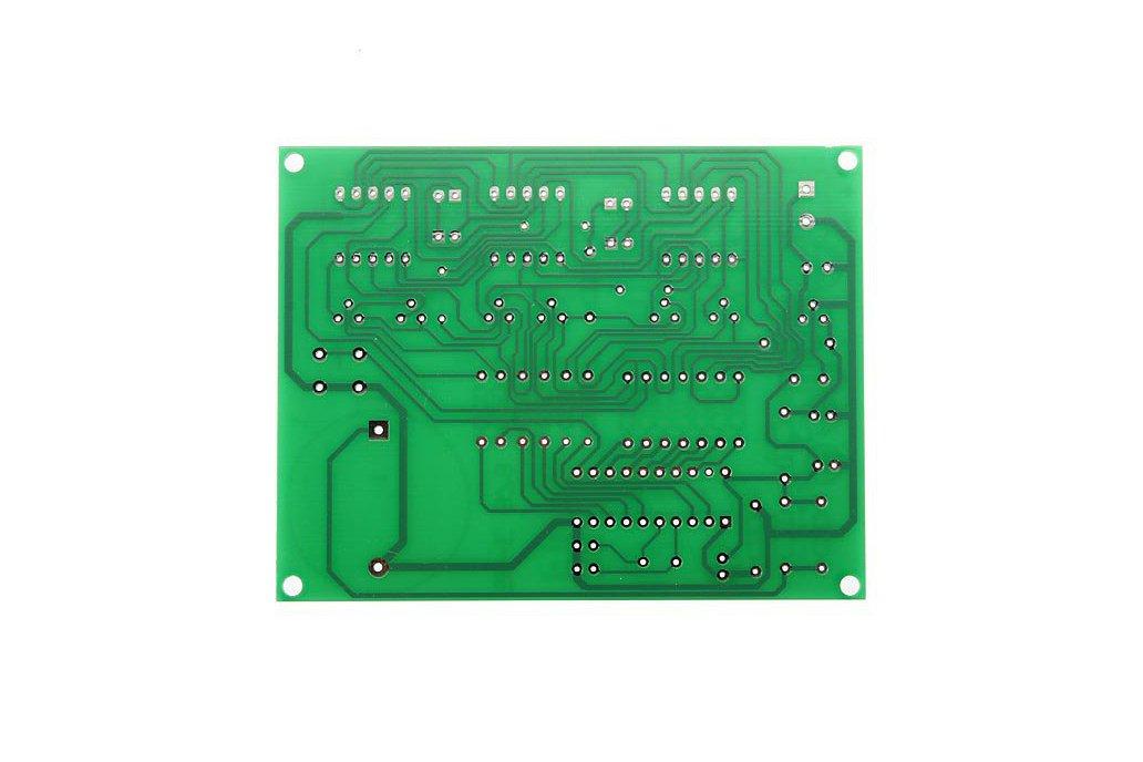 DIY 6 Digital LED Electronic Clock Kit  4