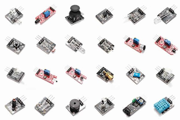 Geekcreit® 37 In 1 Sensor Module Board Set Kit