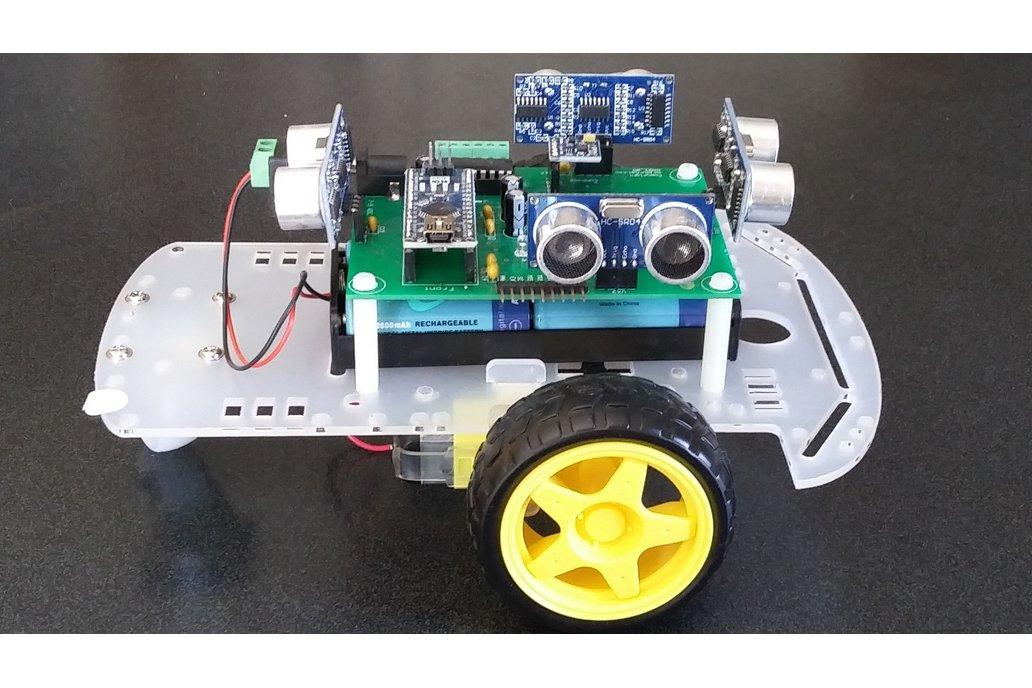 MCJ Robot - Control Board 4
