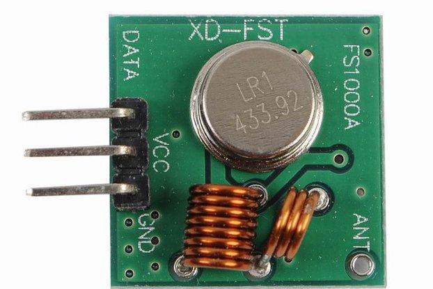 433MHZ Wireless Transmitting Module(3026)
