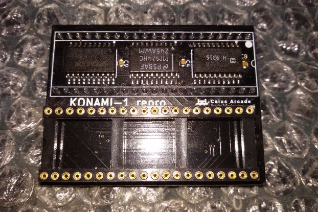 'Konami-1' replacement *6809E CPU NOT INCLUDED!*