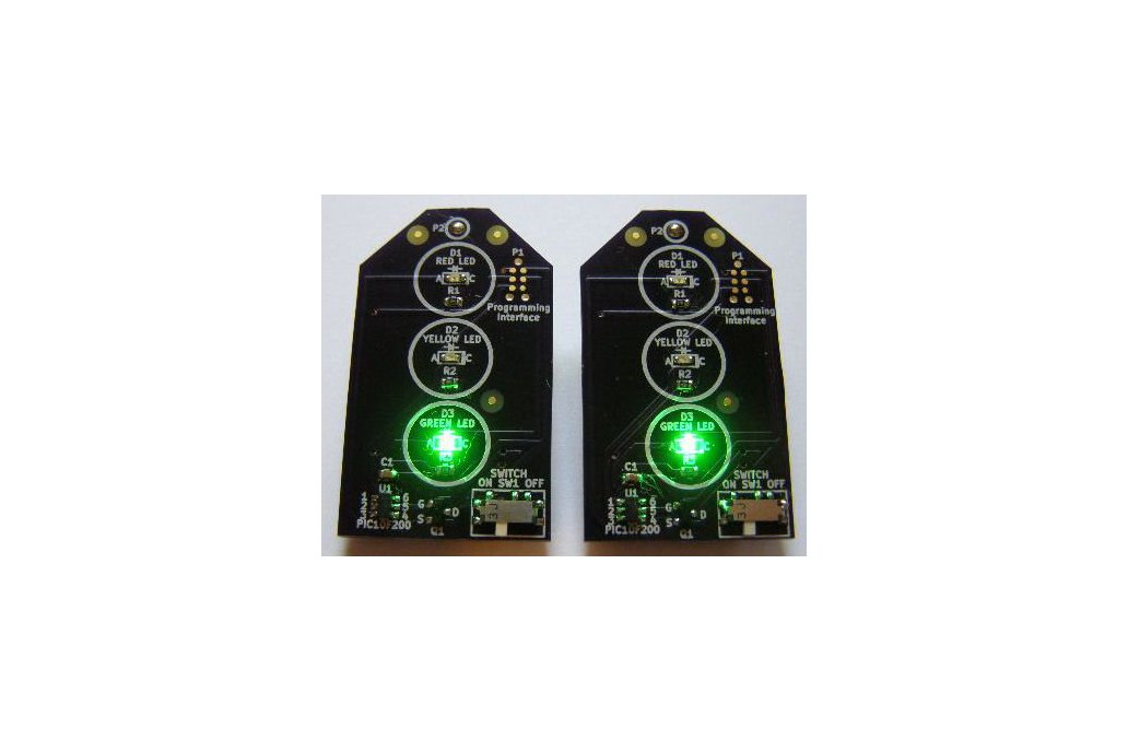 Traffic Jam Traffic Light Earrings 1