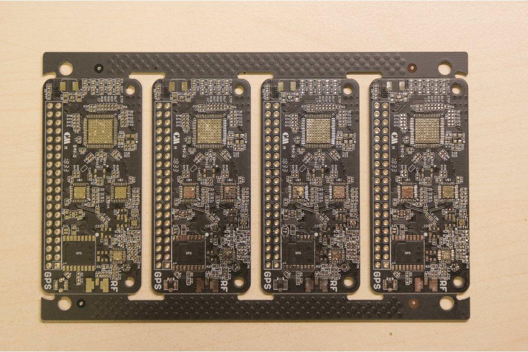 Bare PCB for Raspberry Pi Zero GW Board 1