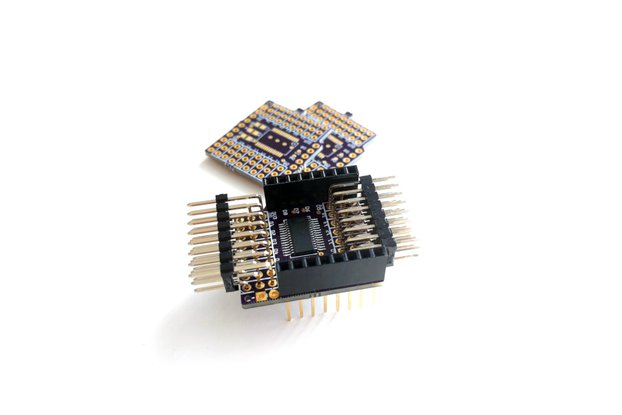 16-channel Servo Shield for D1 Mini