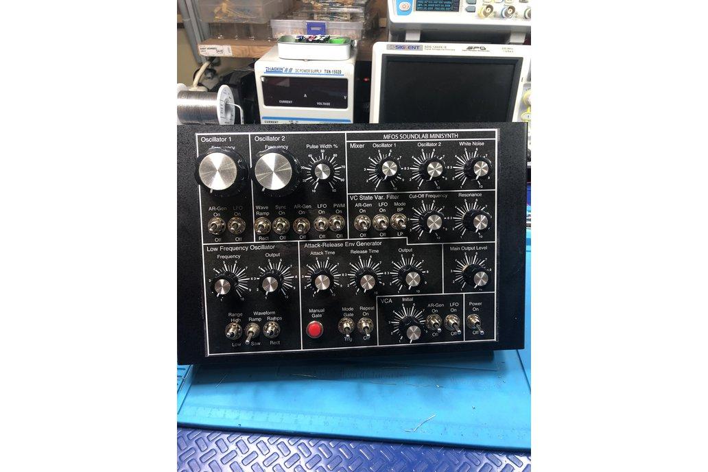 Mfos Soundlab Minisynth 1