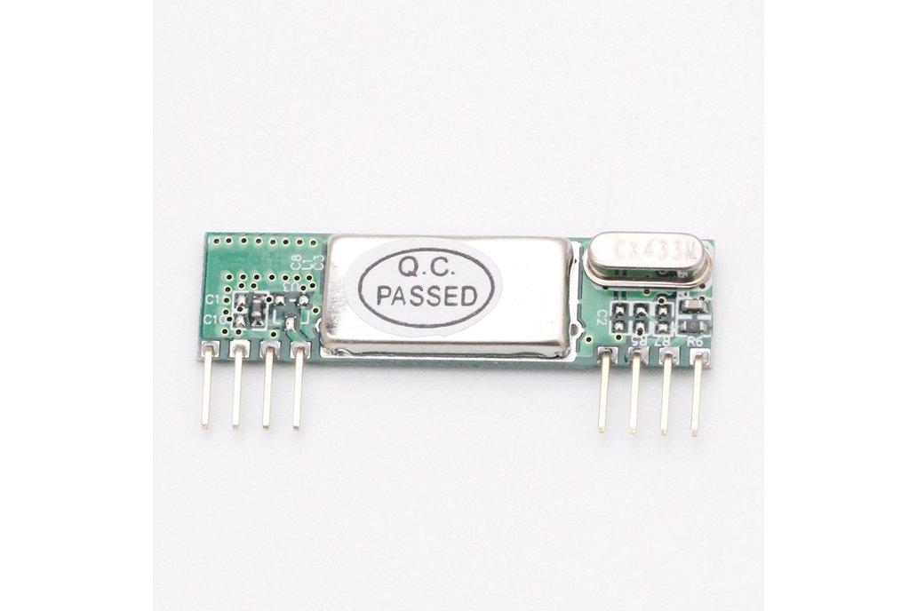 433Mhz Superheterodyne Wireless Receiver(7528) 2