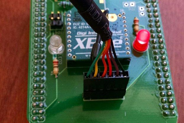 BeagleBone XBee Cape PCB