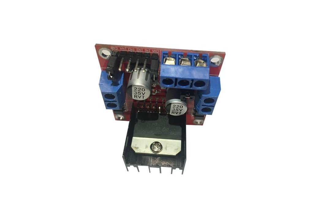 Controller L298N Motor Drive  moudle 2