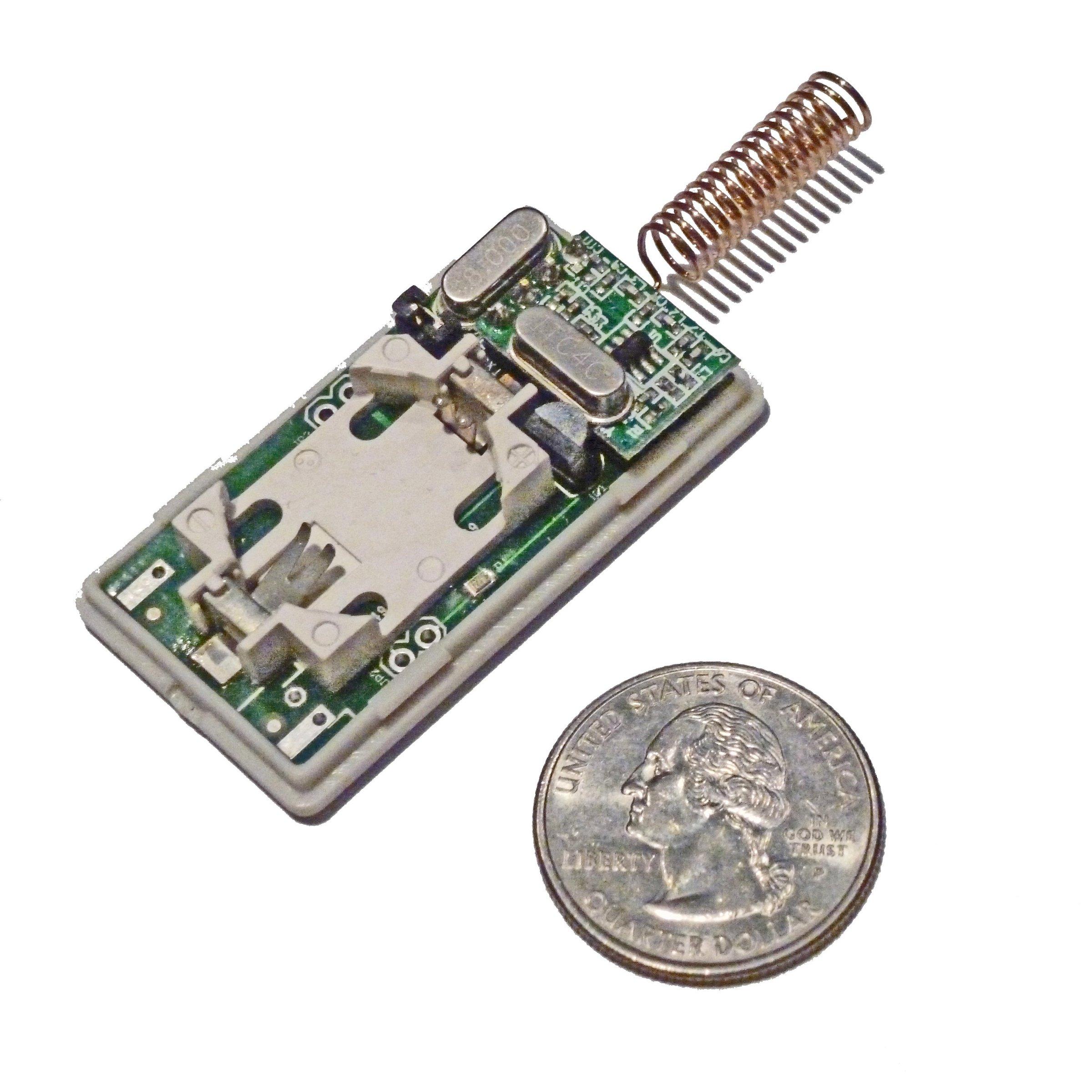Mini Plant Moisture Sensor From Sensible Living Llc On Tindie Circuits Soil Tester Circuit Alarm Sale General Purpose Wireless Board