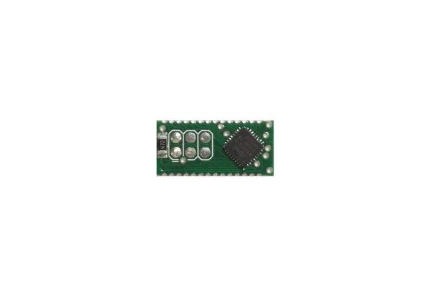 28Pin Castellated SOP Adapter to Atmega328PB