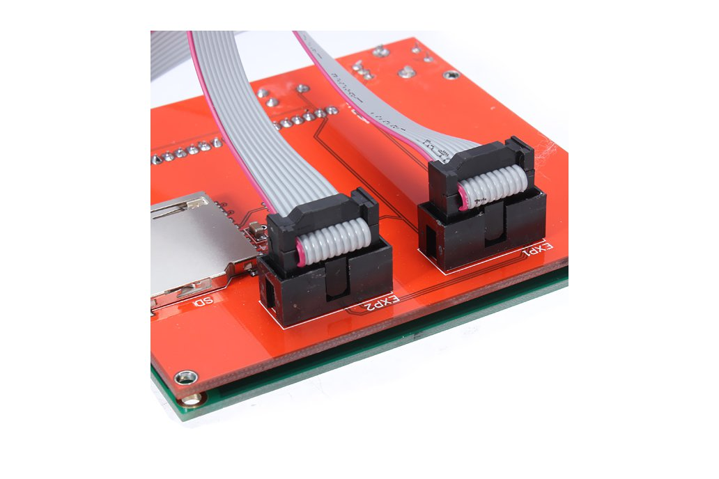3D Printer RAMPS 1.4 LCD12864 Intelligent Controller LCD Control Board 5