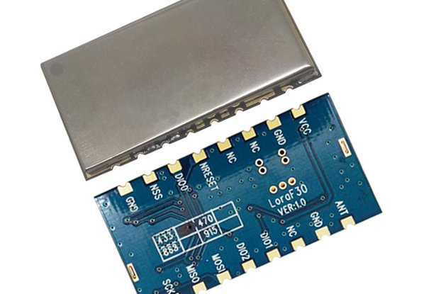 2pcs Lora1278F30 1W 8km Long Distance RF Module