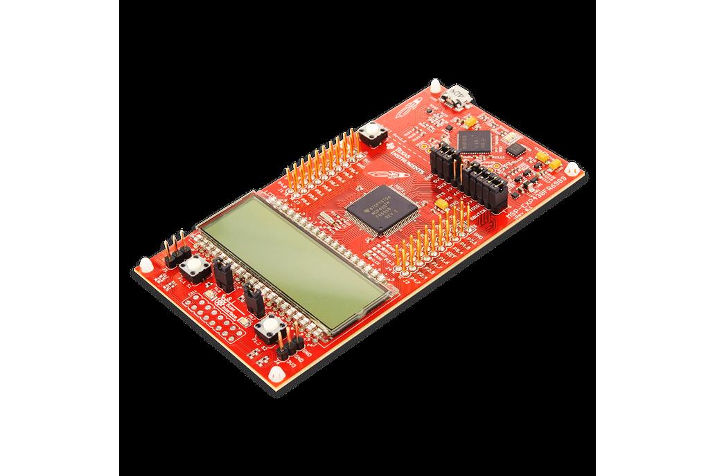 Texas Instruments MSP430FR6989 LaunchPad Dev Kit  1