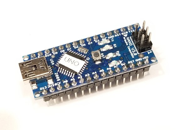 Arduino Nano with UNO Bootloader and Grbl CoreXY