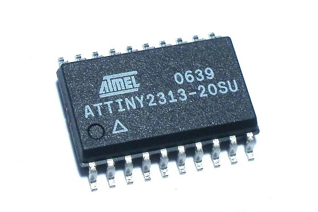 10PCS ATTINY2313-20SU SOIC-20 IC original ATMEL 1